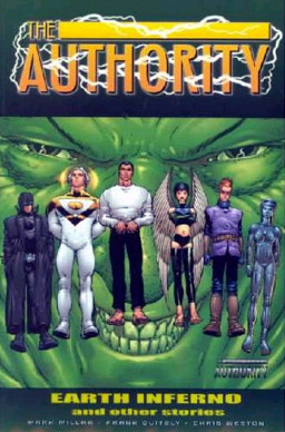 The Authority: Earth Inferno And Other Stories (Authority) (Paperback)