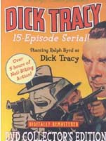 MARENGO FILMS - DICK TRACY (DVD)