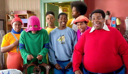 Fat Albert and the Cosby Kids movie
