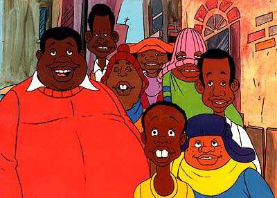 Fat Albert and the Cosby Kids Image