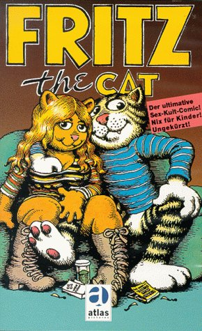 In the 1960's R. Crumb created the cutting edge x-rated comic Fritz the Cat.