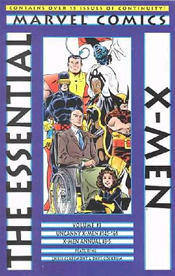 Stan Lee Presents The Essential X-Men: Uncanny X-Men 145-161 And X-Men Annuals 3-5 (vol. 3) (Paperback)