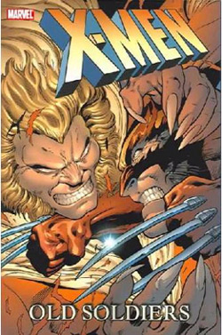 X-men: Old Soldiers (X-men (graphic Novels)) (Paperback)